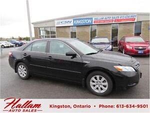 2008 Toyota Camry Hybrid, Power Sunroof, Leather Interior