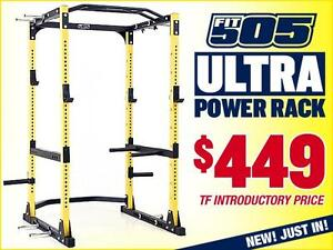 ULTRA Power Rack - Power Racks / Squat Racks / Half Racks / Cages – Brand New