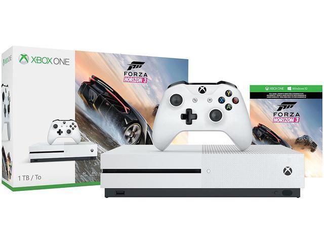 Xbox One S 1TB Console - Forza Horizon 3 Bundle