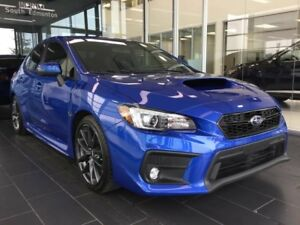 2018 Subaru WRX SPORT-TECH W/ EYESIGHT PKG, NAVI, ACCIDENT FREE