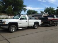 Free Appliance and Scrap Metal Pick Up-204-299-2408