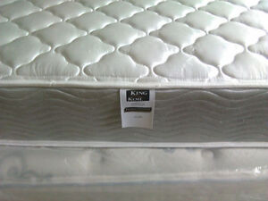 Beautiful KING KOIL Mattress & Brand NEW BOX--DELIVERY HRM