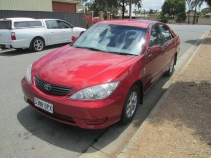 2005 Toyota Camry ACV36R 06 Upgrade Altise Limited Red 4 Speed Automatic Sedan Salisbury Plain Salisbury Area Preview