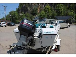 1996 invader with 90 hp johnson Peterborough Peterborough Area image 3