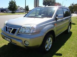 2002 Nissan X-Trail T30 TI Desert Sand 4 Speed Automatic Wagon Dandenong Greater Dandenong Preview