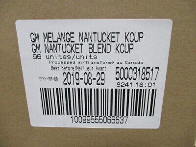 Green Mountain Coffee Nantucket Blend 96 Count Keurig K-Cup Pods