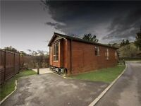 Beautiful Lodge Log Cabin Holiday Home in Limefitt Park Lake Windermere