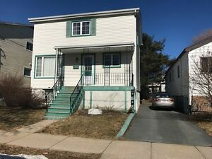 Two-bedroom flat in North End of Halifax