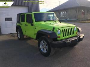 2012 Jeep Wrangler Unlimited SPORT  Automatic