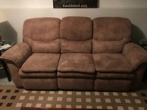 La-Z-Boy Couch & Love Seat