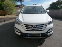 Hyundai Santa Fe 2013 Immaculate Condition, Low Mileage