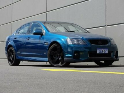 2012 Holden Commodore VE II MY12.5 SS Z Series Green 6 Speed Sports Automatic Sedan Maddington Gosnells Area Preview