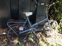Old Bike Needs New Home