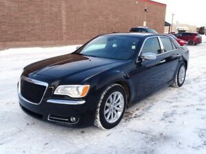 2012 Chrysler 300 C Accident Free,  Navigation (GPS),  Leather,
