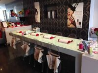 Experienced full time beauty therapist required for a fun, busy salon