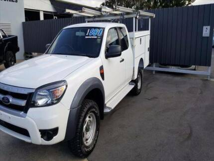 From $66* per week on finance 2010 Ford Ranger Ute