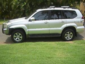 2004 Toyota LandCruiser Wagon Rochedale South Brisbane South East Preview