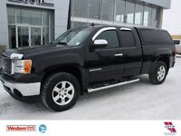 2013 GMC Sierra 1500 SLT - 4x4! Extended Cab, Leather Heated/Coo