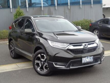 2017 Honda CR-V RW MY18 VTi-LX 4WD Green 1 Speed Constant Variable Wagon Narre Warren Casey Area Preview