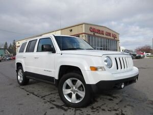 2014 Jeep Patriot 4X4 NORTH, ALLOYS, ROOF, 53K!