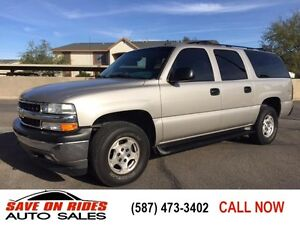 2006 Chevrolet Suburban 4x4 = LEATHER = EXTANDED = 8PASSANGERS