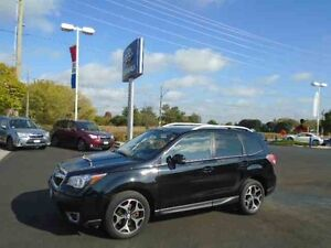 2015 Subaru FORESTER 2.0XT LTD
