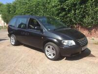 2008/58 CHRYSLER VOYAGER 2.4 EXECUTIVE 5 DOOR MANUAL
