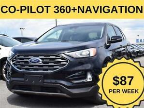 2019 Ford Edge SEL|CO-PILOT 360-ACTIVEX|NAVIGATION|P LIFTGATE