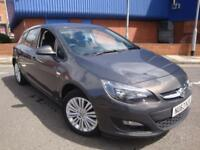 63 VAUXHALL ASTRA 1.4i VVT 16v ( 100ps ) ENERGY 5 DOOR