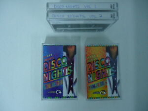 DISCO NIGHT CASSETTES 4 TRACK ( LES 4 VOLUMES)