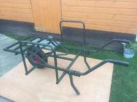 Carp Fishing Chair - Trolley Barrow For Sale