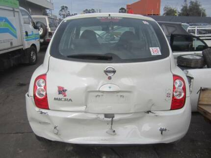 NISSAN MICRA K12 2009 WRECKIGN ALL PARTS Brooklyn Brimbank Area Preview