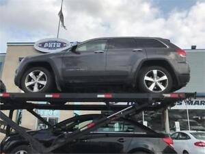 2014 Jeep Grand Cherokee Limited-FULL-AUTO-MAGS-CUIR-TOIT-NAV