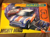 Scalextric Set .....may accept reasonable offer
