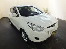 2011 Hyundai ix35 LM MY11 Active (FWD) White 6 Speed Automatic Wagon Clemton Park Canterbury Area Preview