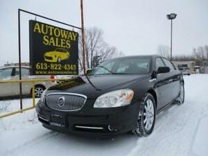2007 Buick Lucerne CSX V8 FWD Automatic ** LOADED**