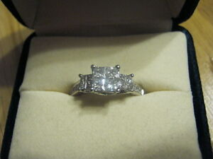 Gorgeous Diamond Engagement Ring - New in the Box