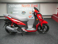 Sym Symphony 125cc 125 S Scooter 0% finonly £99 dep from £15 pw sub to status