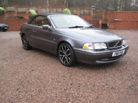 2004 54 Volvo C70 2.0 Special Edition T Collection Convertable