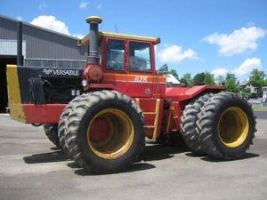 Versatile 875 Tractor