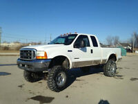 2003 Ford F-250 XLT Turbo Diesel - MUST SELL by End of MAY
