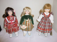 Dolls - Limited Editions