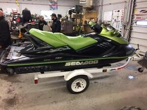 2005 Seadoo RXT 215 Supercharged