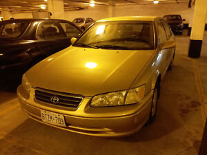 2000 Toyota Camry CE AS IS $800 FIRM