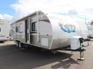 2012 Forest River Cherokee Grey Wolf 27BH