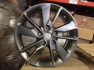 New arrival OEM Kia 16x6.5 silver take off from brand new cars (K1644G)) City of Toronto Toronto (GTA) Preview