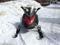 Skidoo GSX Limited 600 ETEC