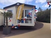 Stunning Luxury Holiday Home Caravan At Weymouth Bay Hol Pk Dorset Brand New