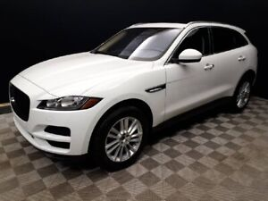 2019 Jaguar F-PACE ACTIVE COURTESY VEHICLE