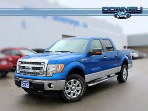 2013 Ford F-150 XLT, SUPER CREW, 5.0L, 4X4, GREAT CONDITION!!